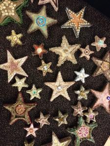 passementerie stars